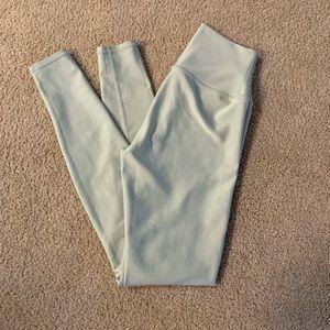 Alo Yoga Airbrush Leggings Pistachio Small